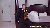 Brazzers - Brazzers Exxtra - Dirty Bride scene starring Lennox Luxe and Chad White صورة