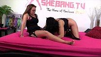 Shebang.TV - Hot lesbians strap-on action show thumbnail