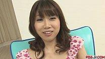 Busty Babe Ririka Suzuki Gets Fingered To Orgasm thumbnail