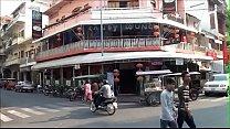 Street 136 Phnom Penh Cambodia
