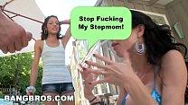 BANGBROS - MILF Caught Sucking Step Daughter's Boyfriend's Cock!