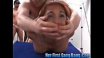 Gaya Patal in Her first gang bang - TNAFlix Porn Videos