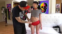 Cute teen Daphne Dare gets smashed hard by Brya... thumb