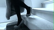 Vanessa in Furs - Smoking and playing with a big black toy - Milf Mature Cougar Vorschaubild