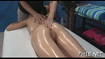 Cute 18 year old asian cutie gets fucked hard by her massage therapist Vorschaubild