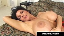 Horny Housewife Deauxma Takes a Cock In Her Juicy Asshole! Vorschaubild