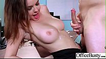 Busty Office Girl (Dillion Harper) Enjoy Hardcore Sex Scene video-11