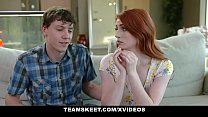 BraceFaced - Tiny Ginger (Aria Carson) Gets Fuc...