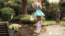 Naughty Alice Bangs Everyone In Wonderland - St...