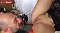 LETSDOEIT - Italian Hot Mom Fucked Hard at Casting Vorschaubild