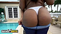 BANGBROS - Ms. Yummy Brings Her Black Big Tits and Big Ass To The Party