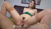 PASSION-HD Party In Her Mouth On St Pattys Day