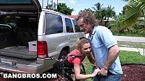 9981 BANGBROS - Brick Danger Gives Teen Aubrey Sinclair The Helping Hand preview