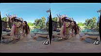WankzVR - Back in the Day ft. Aidra Fox and Chloe Scott