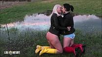 Fun in Rubberboots Lou Nesbit, Lia Louise