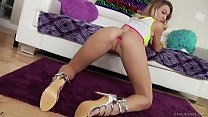 Natalia Starr and her gaping butthole thumbnail