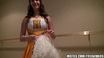 Mofos -Hot Cheerleader Holly shows her spirit pornhub video