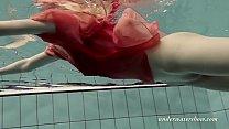 Katya Okuneva underwater slutty teen naked