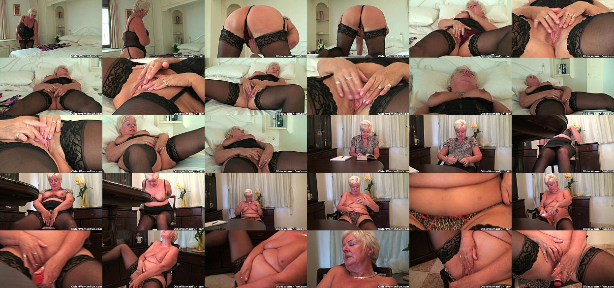 Sexed sandie her pierced grandma clit rubs highly apologise, can help