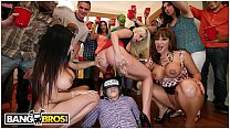 BANGBROS - College Party Gets Invaded & Turnt U...