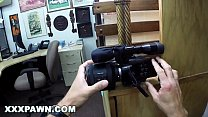 XXXPAWN - Sean Lawless Fucks Ms. Police Officer In Backroom preview image