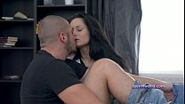 Sensuality creampie with Anna thumbnail