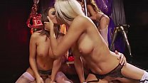 Xxx Pundai, Wild Orgy Breaks Out At A Strip Club With Gemma Massey thumbnail