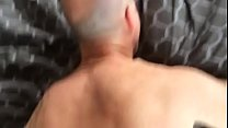 Daddy's first anal fuck