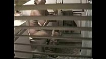 Great spy video of my mom caught in toilet thro...