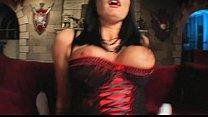 Melissa Lauren as a Vampire