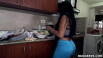 Huge ass and tits on this maid Preview