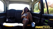 5008 Fake Taxi Ebony horny beauty twerks on drivers big cock preview