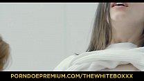 THE WHITE BOXXX - Ginger beauty Adel Morel makes love to lesbian model Jia Lissa