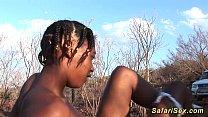 african sex safari threesome orgy image