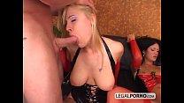 Two guys with big dicks fuck two sexy sluts NL-11-04 Vorschaubild