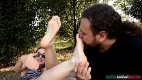 A Summer Afternoon Second Part - Mature Foot Domination porn image
