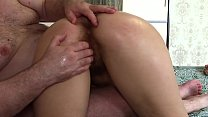 Today I fucked a young girlfriend with a big ass with sex toys in two holes. Anal sex games of an unusual couple. صورة