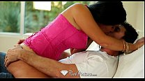 HD - PureMature Missy Maze sexually thanks her man for the new lingerie's Thumb