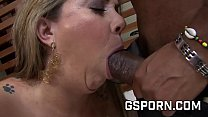 Hard anal porn video with Alessandra Maia
