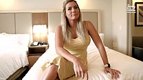 Coco Vandi in On Vacation with Step Mom and she has a Secret