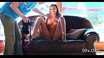 (Sophie dee creampie) - Cock Inside Virgin Pussy thumbnail
