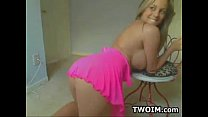 Stunning Blonde With Big Breasts Vorschaubild