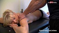 MyDirtyHobby - Bibixxx sun tanning massaging teasing and fucking compilation thumbnail
