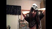 EXGF Skull Strip Dance