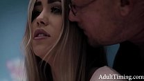 Old Horny Pervert Fucked Teen Latina- Dick Chibbles And Alina Lopez