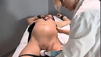 SADIE HOLMES PREGNANT - DOCTOR HELPS HER PATIENT TO REACH ORGASM thumbnail