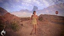 14527 SEX TWERKER Violet Starr loves her job!  Passionate Lover Rides Laz Fyre preview