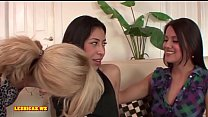 Hot mom in lesbian party