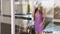 TUSHY Lana Rhoades big anal gapes Preview