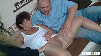 German milfs suck cock in threesome - clitories thumbnail